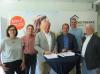 Vorschaubild der Meldung: Gemeinde Bispingen vergibt Gaskonzession erneut an die Stadtwerke Munster-Bispingen –   Vertrag über weitere 20 Jahre