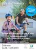 Vorschaubild der Meldung: Pressemitteilung 37/2019-Auftaktfahrt des Wettbewerbs Stadtradeln in Märkisch-Oderland am 24. August in Wriezen