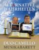 Vorschaubild der Meldung: Musikkabarett mit dem Duo Camillo