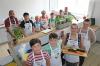 Vorschaubild der Meldung: Schüler der GOS Salvador Allende kochen mit dem Bürgermeister