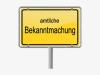 Vorschaubild der Meldung: Flächennutzungsplan Blumberg