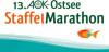 Vorschaubild der Meldung: 13. AOK Ostsee Staffelmarathon