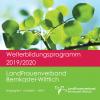 Vorschaubild der Meldung: Hier finden Sie unser neues Weiterbildungsprogramm 2019/2020 als Download