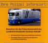 Vorschaubild der Meldung: Besuchen sie das Präventionsmobil des Landeskriminalamtes Sachsen-Anhalt!