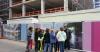 Vorschaubild der Meldung: Besuch der Charité-Baustelle