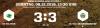 Vorschaubild der Meldung: [SGW 1] Im letzten Spiel des Jahres zu Hause 3:3
