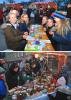 Vorschaubild der Meldung: Magnet Weihnachtsmarkt im Dienste einer guten Sache – Schützenhilfe aus der Kurstadt