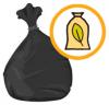 Vorschaubild der Meldung: Änderungen - Abfallsäcke, Laubsäcke und Banderolen