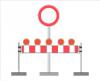 Vorschaubild der Meldung: Straßensperrung im Bereich Bliesdorf / Vevais