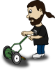 Vorschaubild der Meldung: Helfer für das Rasenmähen gesucht