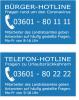 Vorschaubild der Meldung: Corona Telefonhotline des Landkreises