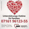 Vorschaubild der Meldung: Unterstützungshotline für Familien