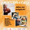 Vorschaubild der Meldung: Mini-Challenge: Basketball mal kreativ!