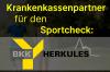 Vorschaubild der Meldung: DGSP begrüßt neue Partner-Krankenkasse für den Sportcheck: BKK Herkules!