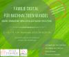 Vorschaubild der Meldung: Familie digital für nachhaltigen Wandel