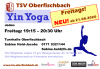 Vorschaubild der Meldung: Yin Yoga! NEU beim TSV!