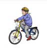 Vorschaubild der Meldung: Radfahrtraining Info für 4. Klässler