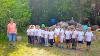 Foto zu Meldung: Abschlussfeier der Spatzenkinder