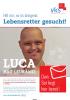 Vorschaubild der Meldung: Lebensretter gesucht - Luca hat Leukämie
