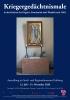 """Vorschaubild der Meldung: Eröffnung der Sonderausstellung """"Kriegergedächtnismale in den Kirchen der Prignitz."""""""