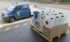 Vorschaubild der Meldung: Bürgermeister Weiher dankt dem Wächtersbacher Unternehmen sfm medical devices für die erneute Spende von De