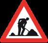 Vorschaubild der Meldung: Markierungsarbeiten am neuen Radweg nach Erlangen