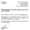 Vorschaubild der Meldung: Öffnungszeiten des Amtes Rantzau vom 28.12. bis 30.12.2020