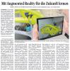 Vorschaubild der Meldung: Mit Augmented Reality für die Zukunft lernen