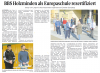 Vorschaubild der Meldung: BBS Holzminden als Europaschule rezertifiziert