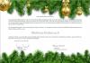 Vorschaubild der Meldung: Weihnachtsbesuch