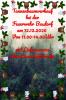 Tannenbaumverkauf der freiwilligen Feuerwehr Busdorf
