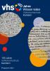 Vorschaubild der Meldung: Neues Programm jetzt auch im pdf-Format verfügbar!