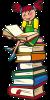 Bücherei - bald wieder offen