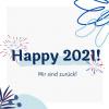 Vorschaubild der Meldung: Willkommen in 2021!