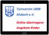 Vorschaubild der Meldung: TVA - Online Angebote  für Kinder ab dem 1. Februar 2021