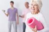 Vorschaubild der Meldung: Auch im Alter fit durch die Coronakrise