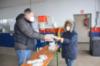 Gemeinde Fahrdorf überreicht FFP 2 Masken