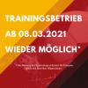 Landesregierung ermöglicht wieder den Trainingsbetrieb