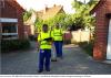 EWE NETZ kontrolliert Erdgasleitungen in Wriezen - Kontrollen bis Mitte Mai / Routine-Überprüfung vom Ortsnetz und von Hausanschlüssen auf Privatgrundstücken unter Beachtung von Abstandsregelungen und