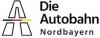 A9, Baubeginn für die Fahrbahnerneuerung und Brückeninstandsetzung zwischen der AS Berg/Bad Steben und dem Autobahndreieck Bayerisches Vogtland