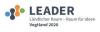 Fördermittelbeantragung über LEADER ab sofort möglich