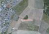 Luftbild der Position des Befalls