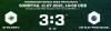 [SGW 2] Die Zweite mit Endspurt die Kondition ausgespielt und Punkt gegen Kreisligisten geholt