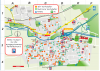 Dorfflohmarkt -> Dorfplan mit 156 Verkaufsstände
