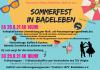 Sommerfest 2021 auf dem Spielplatz in Badeleben