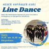 Neuer Anfänger-Kurs der Line Dancer