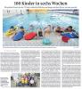 Bündnis für Schwimmausbildung ein voller Erfolg!