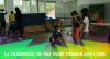 Jeux collaboratifs - Classe 6c - Septembre 2021