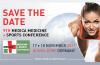 Haben Sie schon Ihr Ticket für die 9. MEDICA MEDICINE + SPORTS CONFERENCE?