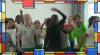 Klasse 3c - Atelier hip hop à l'atrium - Septembre 2021